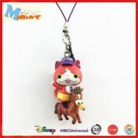 Buy cheap Plastic novety mascot japanese phone straps from wholesalers