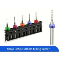 Buy cheap Micro Grain Carbide Milling Cutters from wholesalers