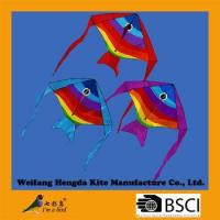 Buy cheap flying big fish wind kites from wholesalers