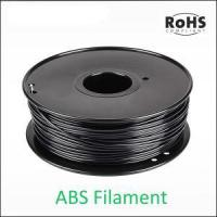 Buy cheap ABS Filament For 3D Printer from wholesalers