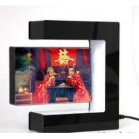 Buy cheap hot sell acrylic magnetic levitation photo frame display, magnetic levitating display stand from wholesalers