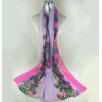 Buy cheap Women linen scarf wholesale from wholesalers