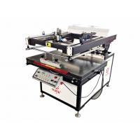 Buy cheap Clothing, footwear printing eq Oblique arm type printing machine from wholesalers