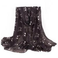 Buy cheap Knitted owl scarf wholesale from wholesalers