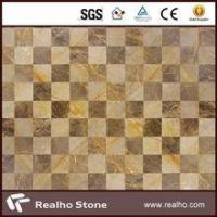 Buy cheap new design marble composite flooring from Wholesalers