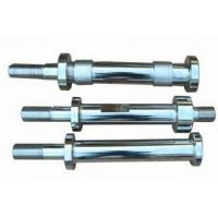Buy cheap mud pump parts/pressure hose Chrome Plated Piston Rod from wholesalers
