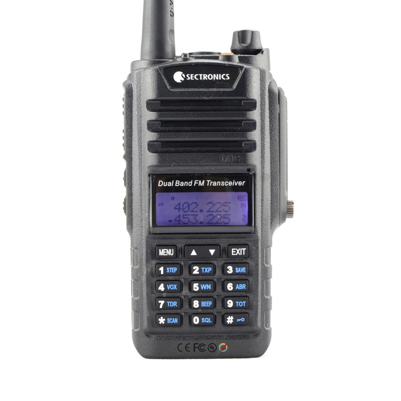 FS5188 Waterproof Two Way Radio With Keyboard