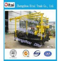 Buy cheap China made Crawler portable water well drilling rig/ drilling machinery for sale! from wholesalers
