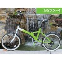 Buy cheap 2015 new products 26 inch iron green folding bike with 6S for sale product