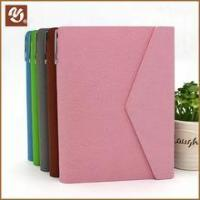 Notebooks Original three folded leather cover notebook with pen