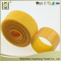 Buy cheap adhesive plastic hook and loop tape elastic,durable and eco-friendly hook and loop tape from wholesalers
