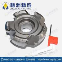 Buy cheap ZCCCT tungsten carbide indexable face milling cutter from wholesalers