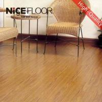 Buy cheap AC3 12mm hdf embossed surface waterproof V-groove laminate flooring from wholesalers