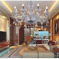 Buy cheap Maria Theresa candle lamp 2014 modern high quality crystal candle lamp ceiling droplight DY 3039-8 product