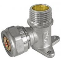 Buy cheap Compression Fittings VTm.355 Wallplate elbow male from wholesalers