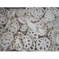 Buy cheap Frozen Vegetables Frozen Lotus Root Slices GT1030 from wholesalers