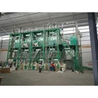 Buy cheap Corn Processing Equipment 150-200t corn proces 150-200t corn processing equipment from wholesalers