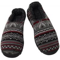 Buy cheap Winter Indoor Slippers&Boots LSISM-15-020 red from wholesalers