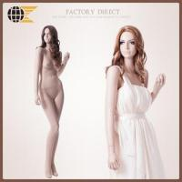 Buy cheap cheap standing realistic female mannequin ROS-07 on sale from wholesalers