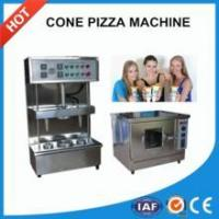 Buy cheap Most professional automatic cone pizza processing machine with best price for sale from wholesalers