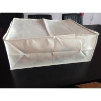 Buy cheap Non Woven Garment bedding Bag Wholesale Foldable Storage Bags for quilt blanket clothes from wholesalers