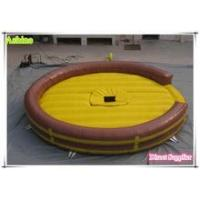 Buy cheap 2016 cheap inflatable mechanical bull mattress product