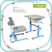 Buy cheap istudy Ergonomic School Desk and Chair Education Furniture from wholesalers