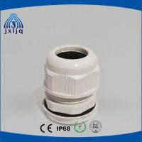 Buy cheap MG Nylon Cable Gland size plastic material waterproof IP68 protection from wholesalers