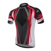Buy cheap Cycling Wear Hot Sales Custom Made Men's Short Sleeve Bicycle Jersey from wholesalers