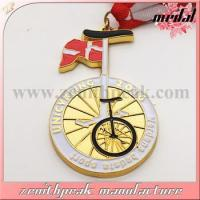Buy cheap medals custom medal with ribbon hanger medal from wholesalers