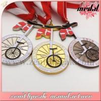 Buy cheap gold silver bronze award medal from wholesalers