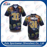 Buy cheap Custom Adult Football Uniforms. No Minimums or Set-ups. from wholesalers
