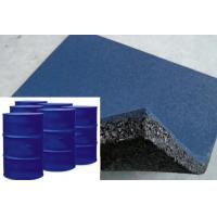 Buy cheap Polyurethane Adhesive Rubber Tile Binder from Wholesalers