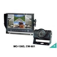 Buy cheap Product: Rear View System with 7 Inch Digital Color LCD Quad Monitor from wholesalers