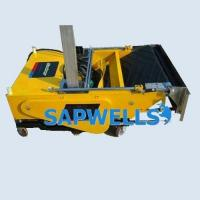 Buy cheap Automatic cement rendering machine from wholesalers