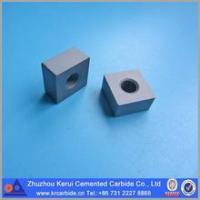 Buy cheap zhuzhou cemented carbide marbl cutting chip widia tip from wholesalers