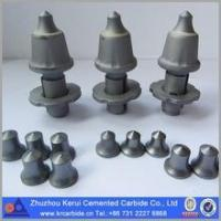 Buy cheap Geotechnical Drilling Tools carbide buttons for road milling,digging and planing from wholesalers