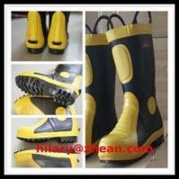 Buy cheap Fire Fighting Equipment Manufacturer/Safety Fire Resistant Boots from wholesalers