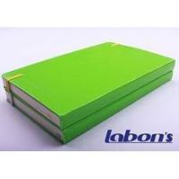Buy cheap High-quality custom notebook with elastic band / ribbon / Pocket from wholesalers
