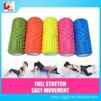 Buy cheap Hot sale EVA Grid High Density Hollow Exercise Yoga Foam Roller from wholesalers
