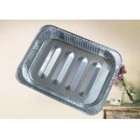 Buy cheap rectangular roaster tray widely used in cooking, BBQ, baking and storing from wholesalers