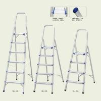 Buy cheap Household aluminum ladder from Wholesalers