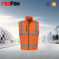 Buy cheap polyester outer and fleece inner safety vest for children from wholesalers