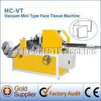 Buy cheap CE Certificated Pocket Tissue Machine product
