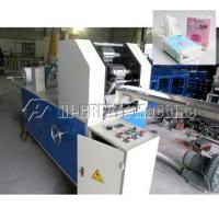 Buy cheap High Speed and Quality Pocket Tissue Machine from wholesalers