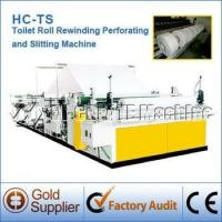 Buy cheap HC-TS CE Certificated Toilet Paper Making Machine from wholesalers