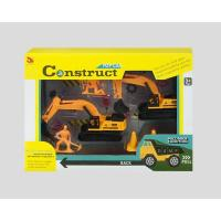 Buy cheap Pull Back Building Set from wholesalers