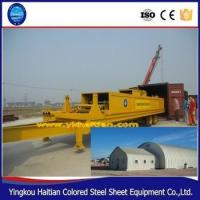 Buy cheap China Sale Color Steel Arch Sheet Metal Roofing Machine from wholesalers
