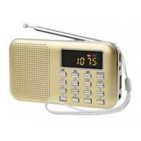 Buy cheap Y-896 mini pocket digital am fm radio with speaker from wholesalers