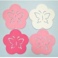 Buy cheap Plastic foam coasters from wholesalers